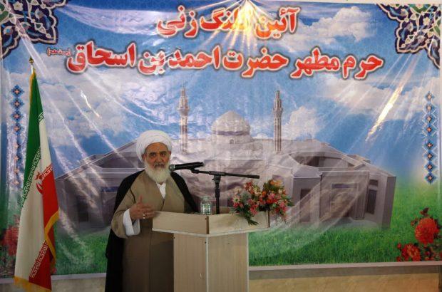 مقبره احمد بن اسحاق باید جمکران ثانی شود