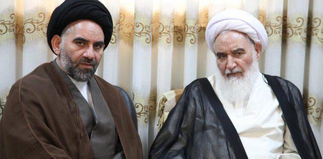تقدیر امام جمعه پل دختر از کمک های مردمی ارسال شده از کرمانشاه به مردم سیل زده