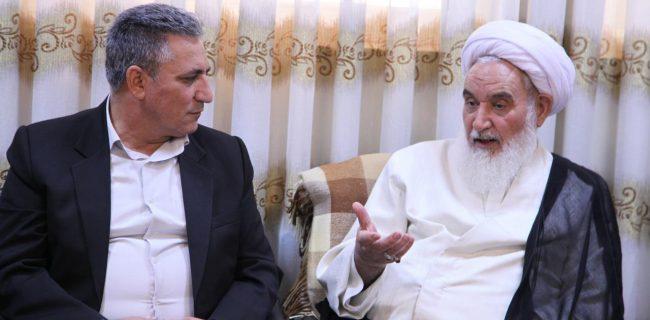 دیدار با مدیرعامل پالایش و پخش فرآورده های نفتی استان کرمانشاه