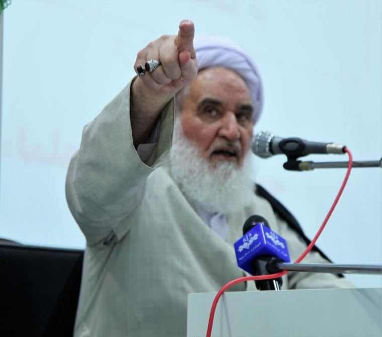 حضور در پادگان آموزشی شهید رجایی مرز بانی نیروی انتظامی به مناسبت هفته نیروی انتظامی