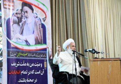 امام خمینی ما را با هویت اسلامی مان آشنا نمود